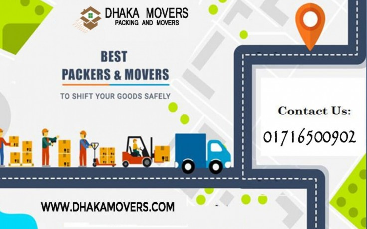 Dhaka Movers