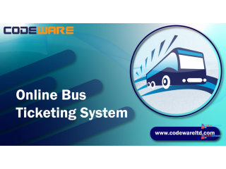 Online Bus Ticketing System | Online Bus Booking Software